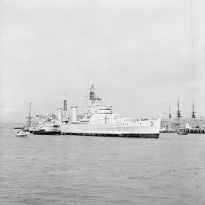 HMS BELFAST 1971-1982