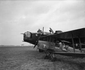 THE ROYAL AIR FORCE PILOT TRAINING IN THE SECOND WORLD WAR