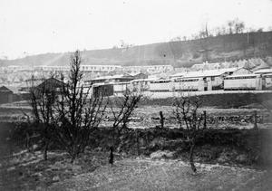 BRITISH ARMY BASE CAMPS BEHIND THE WESTERN FRONT 1914 - 1918