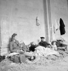 CAEN CATHEDRAL SHELTERS HOMELESS