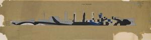 HMS Order No 31 - HMS Achilles [Starboard]