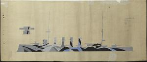 HMS Order No 33 - HMS Canarvon [Port]