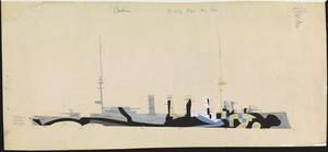 HMS Order No 36 - HMS Antrim [Starboard]