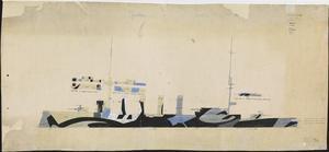 HMS Order No 36 - HMS Antrim [Port]