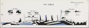 HMS Order No 73 - HMS Dublin [Starboard]
