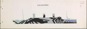 Order No 285 - SS Leviathan [Starboard]