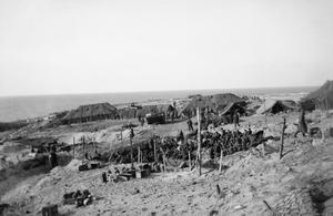 INVASION OF WALCHEREN ISLAND [WESTKAPELLE]