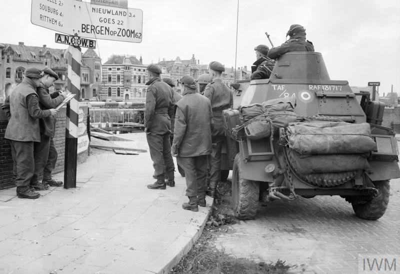 Tmp Quot Raf Regiment Armoured Car Squadrons Normandy And