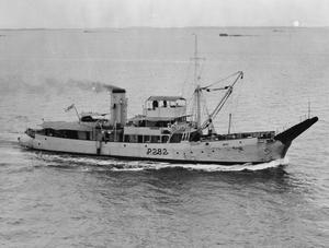 HMS BARFOAM