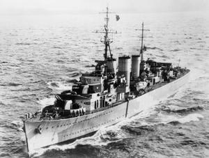 HMS WELSHMAN
