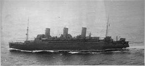 HMS EMPRESS OF SCOTLAND