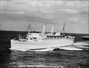 HMS EMPRESS OF CANADA