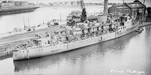 HMS PRINCE PHILLIPE