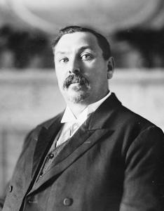 GENERAL LOUIS BOTHA, PRIME MINISTER OF THE UNION OF SOUTH AFRICA, 1910 - 1919