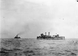 THE ZEEBRUGGE AND OSTEND RAIDS, 22-23 APRIL 1918