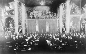 THE FIRST INTERNATIONAL PEACE CONFERENCE, THE HAGUE, MAY - JUNE 1899