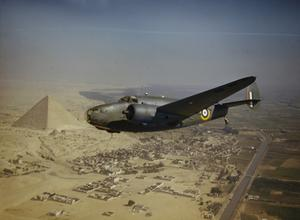 THE ROYAL AIR FORCE IN EGYPT, SUMMER 1942