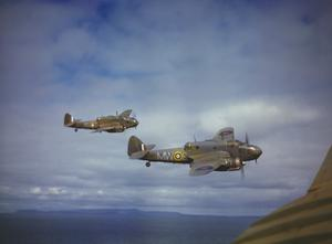 THE ROYAL AIR FORCE IN BRITAIN, JANUARY 1942