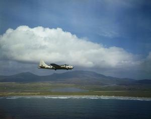 ROYAL AIR FORCE COASTAL COMMAND BOEING FLYING FORTRESS, MAY 1943