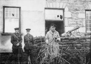 THE IRISH WAR OF INDEPENDENCE, 1919 - 1921