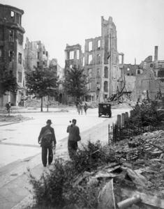SCENES IN BERLIN AND THE SURROUNDING AREA, 1945-1946