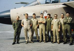THE ROYAL AIR FORCE DURING THE GULF WAR 1991-1992