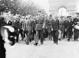 THE LIBERATION OF PARIS, 25 - 26 AUGUST 1944