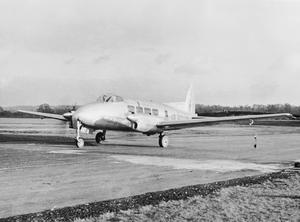 THE DE HAVILLAND DOVE