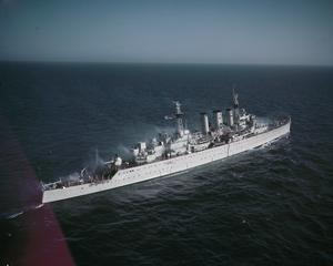 THE ROYAL NAVY IN THE UNITED KINGDOM, 28 SEPTEMBER 1955