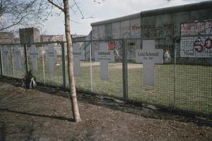 BERLIN WALL 1976 - 2000
