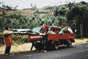 GENOCIDE AND FAMINE IN RWANDA, 1994