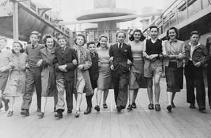 THE CIVILIAN EVACUATION SCHEME DURING THE SECOND WORLD WAR