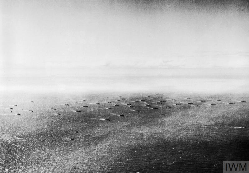 THE BATTLE OF THE ATLANTIC, 1939-1945