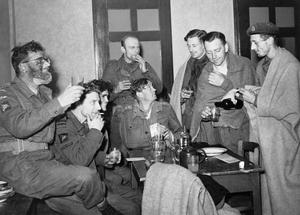 OPERATION 'MARKET GARDEN' (THE BATTLE FOR ARNHEM): 17 - 25 SEPTEMBER 1944