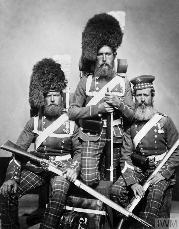 THE CRIMEAN WAR, 1854 - 1856