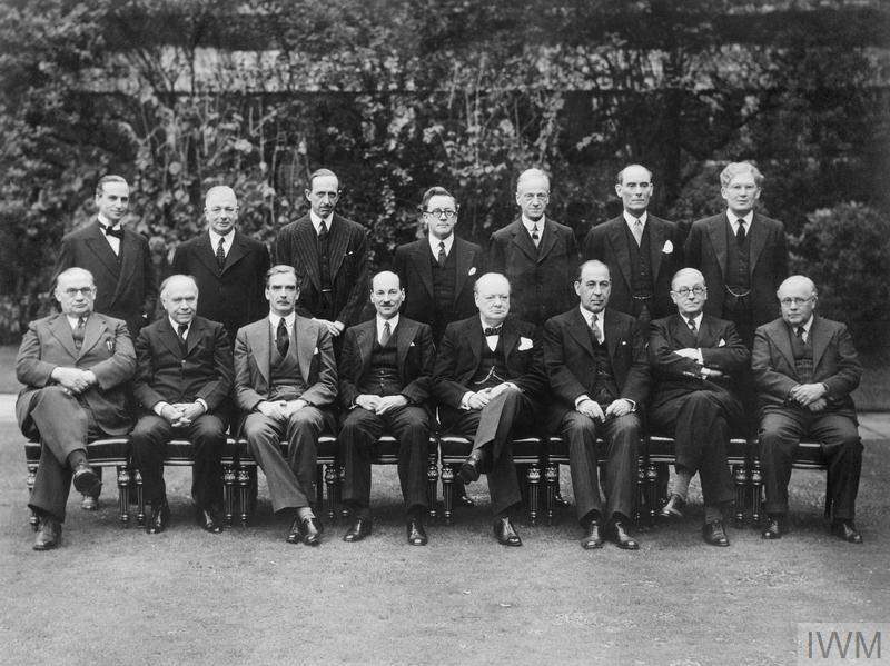 BRITISH POLITICAL PERSONALITIES 1936-1945