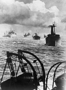 THE MERCHANT NAVY DURING THE SECOND WORLD WAR