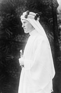 T E LAWRENCE 1888-1935