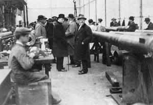 WAR INDUSTRY IN BRITAIN DURING THE FIRST WORLD WAR