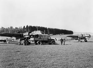 THE STRATEGIC AIR OFFENSIVE 1939-1945.