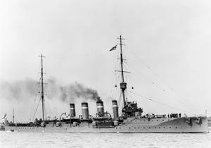 THE ROYAL NAVY BEFORE THE FIRST WORLD WAR