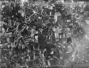 AERIAL PHOTOGRAPHY, FIRST WORLD WAR