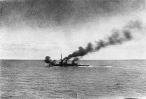 THE BATTLE OF THE FALKLAND ISLANDS, 8 DECEMBER 1914