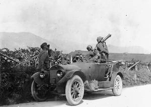 ACTIVITIES OF AN AUSTRO-HUNGARIAN MOTOR TRANSPORT UNIT (KRAFTFAHRTRUPPEN) ON THE ITALIAN FRONT, EASTERN FRONT AND IN RUMANIA DURING THE FIRST WORLD WAR.