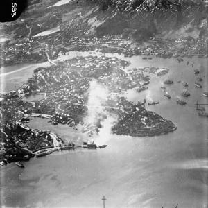 ROYAL AIR FORCE OPERATIONS OVER NORWAY, APRIL 1940.