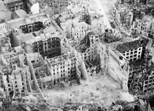 BERLIN: THE CAPTURE AND AFTERMATH OF WAR 1945-1947