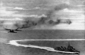 THE LOSS OF HMS PRINCE OF WALES AND REPULSE 10 DECEMBER 1941