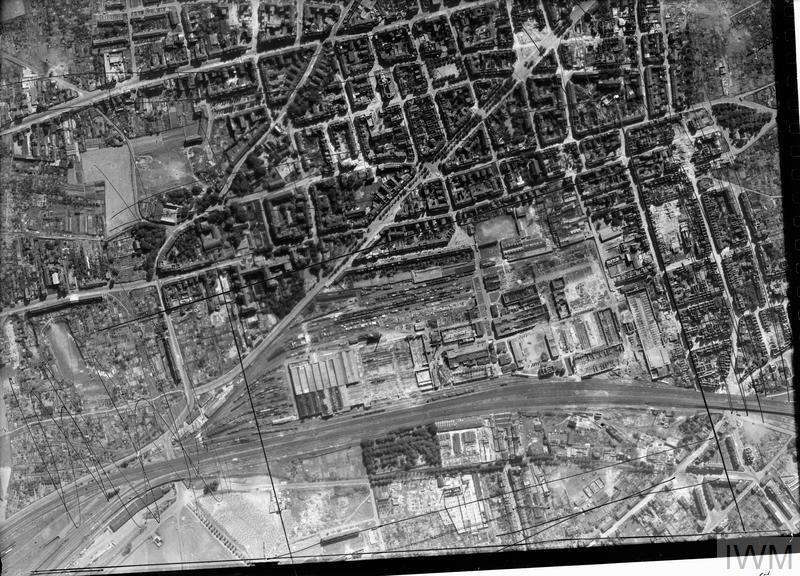 Bomb Craters Then and Now + WWII Aerial photos - Page 3