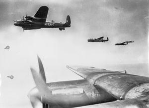 ROYAL AIR FORCE BOMBER COMMAND: THE STRATEGIC AIR OFFENSIVE, 1939-1945.