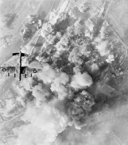 THE POLISH AIR FORCE IN THE BOMBING OF GERMANY CAMPAIGN, 1942-1945